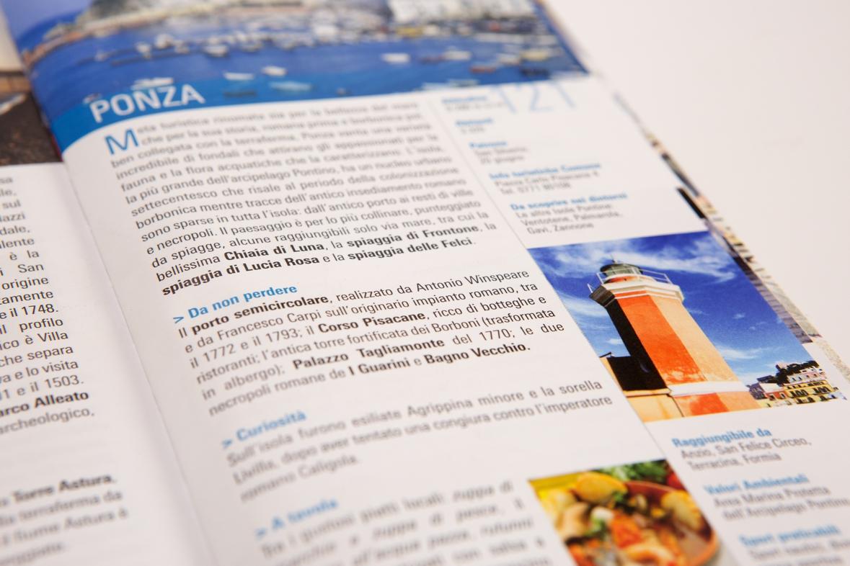 Regione Lazio Andar per borghi Masterline Italy